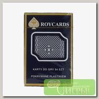 Игра настольная 'Patio' Карты игральные классические 54 шт. Пластиковое напыление PT17886PTR