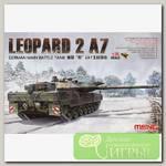 'MENG' 'танк' GERMAN MAIN BATTLE TANK LEOPARD 2 A7 1/35