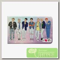 Э 'I love BTS Чехол для карточек' оф.1