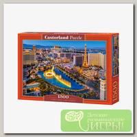 'Castorland' Пазл 1500 элемент. Сказочный Лас-Вегас