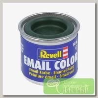 'Revell' Краска 14 мл 32363 темно-зеленый матовый