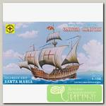 'МОДЕЛИСТ' Модель сборная корабль №04 115002 Колумба 'Санта-Мария' 1/150