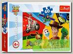 'Trefl' Пазл детские (Дисней) 60 элемент. 'Создан для забавы'