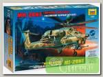 'ZVEZDA' 7255 Модель сборная Российский ударный вертолет Ми-28НЭ 'Ночной охотник'