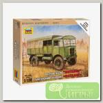 'ZVEZDA' Модель для сборки без клея №02 6175 Британский грузовик 'Матадор' 1/100