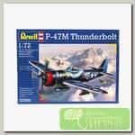 'Revell' 03984 Модель сборная Истребитель-бомбардировщик P-47M Thunderbolt 1/72