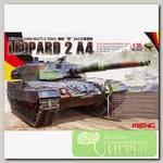'MENG' 'танк' GERMAN MAIN BATTLE TANK LEOPARD 2 A4 1/35