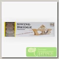 'BRIDGES' Конструктор интерактивный Мост вращающийся модель D-014 64 элемент.
