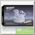 '3D Puzzle' Магический кристалл 'Знаки Зодиака' со светом Лев 42 элемент