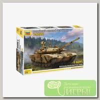 'ZVEZDA' 5065 Модель сборная Российский основной боевой танк Т-90МС