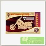 'Чудо-дерево' Модель сборная деревянная 'Техника' №09 P020 'Классический мотоцикл'