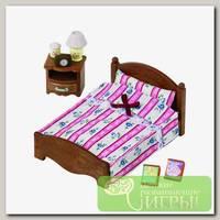'Sylvanian Families' Набор 'Большая кровать и тумбочка'