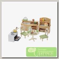 'Sylvanian Families' Набор 'Кухня в коттедже' (новая)