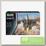 'Revell' 03309 Модель сборная Немецкая баллистическая ракета A4/V2 Rocket 1/72