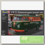 'Revell' 07076 Модель сборная Гоночный автомобиль VW T1 Транспортер (Кастенваген) 1/24