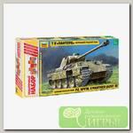 'ZVEZDA' Набор №11 для моделирования подарочный 3678П Немецкий средний танк Т-V 'Пантера' 1/35