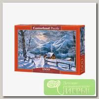 'Castorland' Пазл 1500 элемент. Зимнее утро