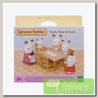 'Sylvanian Families' Набор 'Обеденный стол с 5-ю стульями'