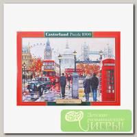 'Castorland' Пазл 1000 элемент. Коллаж. Лондон