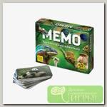 Игра настольная 'Нескучные игры' Мемо 'Удивительные животные'