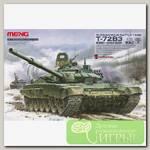 'MENG' 'танк' RUSSIAN MAIN BATTLE TANK T-72B3 1/35