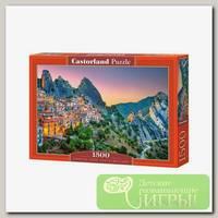 'Castorland' Пазл 1500 элемент. Кастельмеццано, Италия