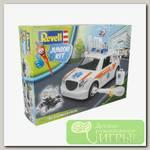 'Revell' 00805 Набор для детей Легковая машина скорой помощи 1/20