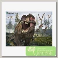 'Prime 3D' Пазл Super 3D №1 100 элемент. 'Тираннозавр'