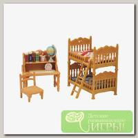 'Sylvanian Families' Набор 'Детская комната с двухэтажной кроватью'