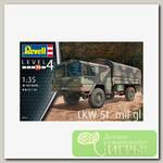 'Revell' 03257 Модель сборная Высокомобильный внедорожник LKW 5t.mil gl (4x4 Truck) 1/35