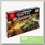 'Армия России' Конструктор 'Танк Т-34' 969 элемент. АР-01014