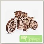 'Wood Trick' 3D-пазл 'Мотоцикл DMS'