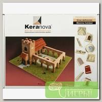 'KERANOVA' Конструктор из обожженной глины СК №3 Детский набор 12 325 элемент.