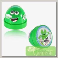 'Nano Gum' Пластилин для лепки 'Жвачка для рук' 02 'Светится зеленым' / 'Неон' NGGG50 / NG5012NE