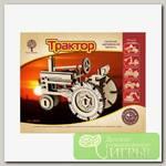 'Чудо-дерево' Модель сборная деревянная 'Техника' №01 80091 'Трактор'