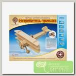 'Чудо-дерево' Модель сборная деревянная 'Техника' №01 P074 'Триплан'