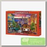 'Castorland' Пазл 500 элемент. Трамвай в Сан-Франциско