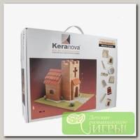 'KERANOVA' Конструктор из обожженной глины СК №3 Детский набор 10 180 элемент.
