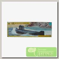 'ZVEZDA' 9025 Модель сборная Советская атомная подводная лодка К-19