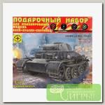 'МОДЕЛИСТ' Набор для моделирования танк №05 ПН303523 Немецкий танк T-II J 1/35