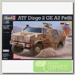 'Revell' 03233 Модель сборная Бронеавтомобиль 'Dingo 2A2' 1/35