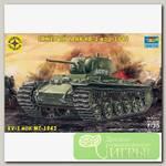 'МОДЕЛИСТ' Модель сборная танк №09 303527 Танк КВ-1 мод. 1942 г 1/35