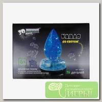 '3D Puzzle' Магический кристалл №02 Капля со светом 26 элемент