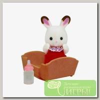 'Sylvanian Families' Набор 'Малыш Шоколадный Кролик'