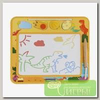 'mierEdu' Доска для рисования MagicGO 'Динозавры' ME221R