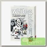 Игра настольная 'MOSES' 'Black Stories' Белые истории Джуниор Белые Истории