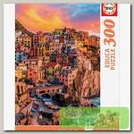 'EDUCA' Пазл XXL 300 деталей 300 элемент. 'Манарола, Чинкве-Терре, Италия'