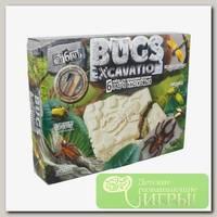 'Данко Тойс' Набор для проведения раскопок серия 'BUGS EXCAVATION' жуки BEX-01-02