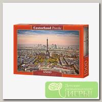 'Castorland' Пазл 1500 элемент. Париж на ладони