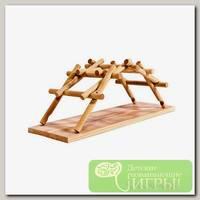 'Leonardo da Vinci' Конструктор интерактивный 1 Мост модель D-030 16 элемент.